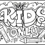 money graffiti coloring pages - photo#23