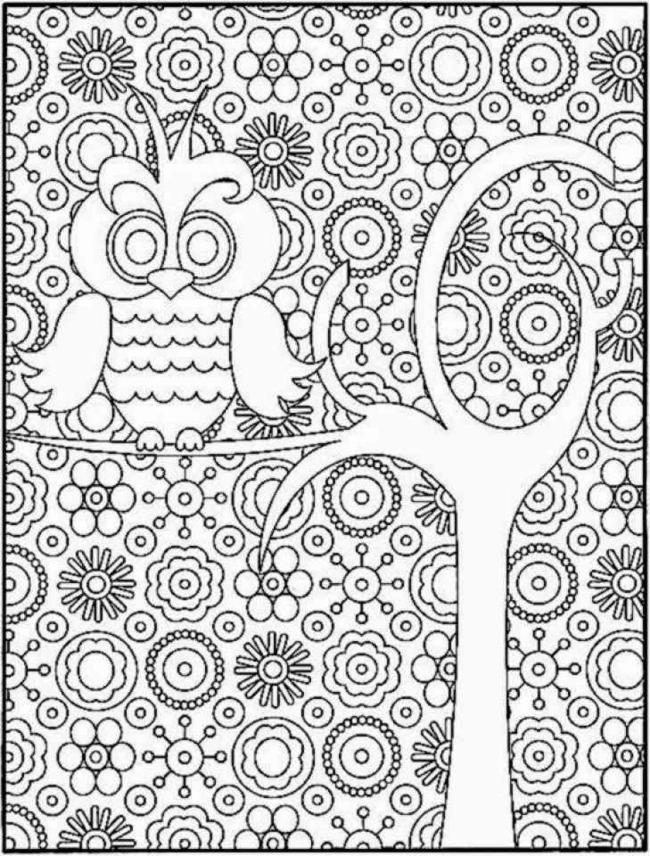 coloring pages for teens online | Get This Free Teen Coloring Pages to Print 39122