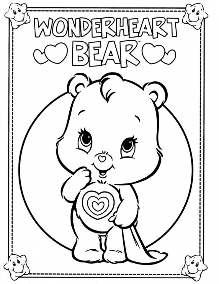 Get This Kids 39 Printable Care Bear
