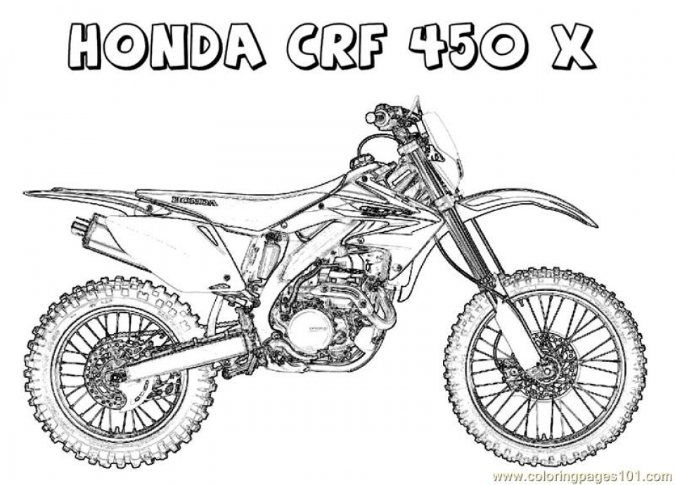Get this kids 39 printable dirt bike coloring pages free for Coloring pages bikes