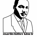 Kids Printable Martin Luther King Jr Coloring Pages Free Online P2s2s