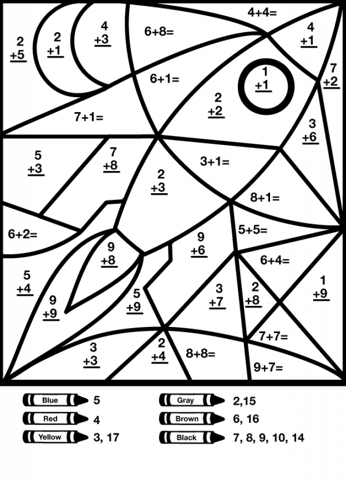 Get This Math Coloring Pages Printable For Kids R1n7l