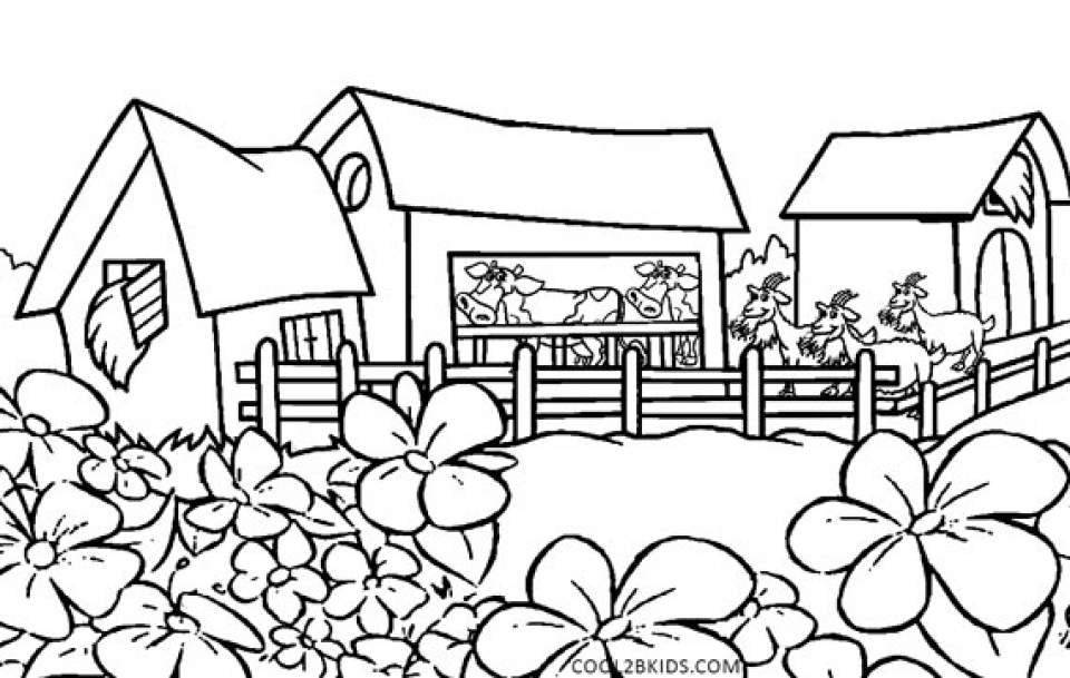Get This Nature Coloring Pages Free For Kids E9bnu
