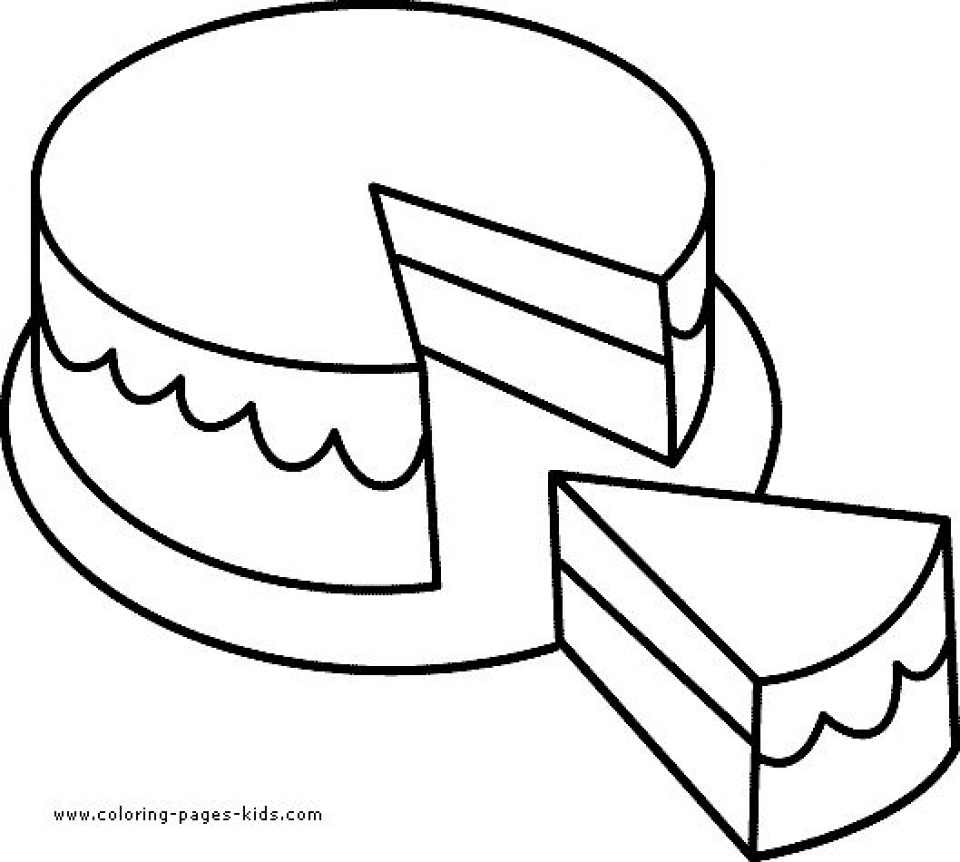 get this preschool printables of cake coloring pages free b3hca