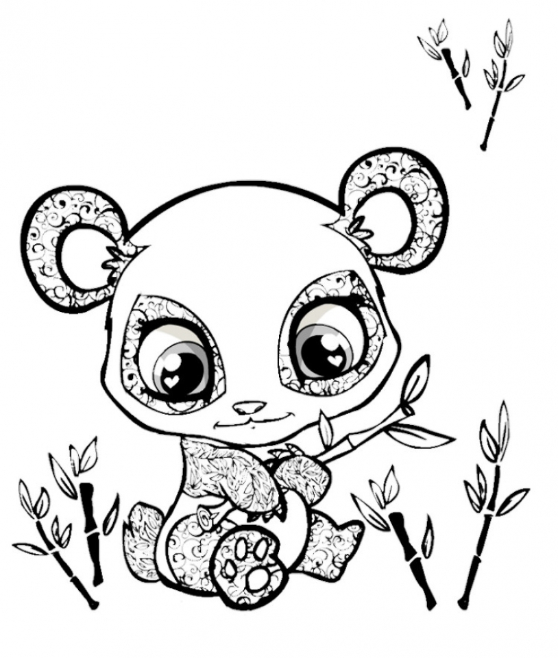 Get This Printable Baby Animal Coloring Pages 29255