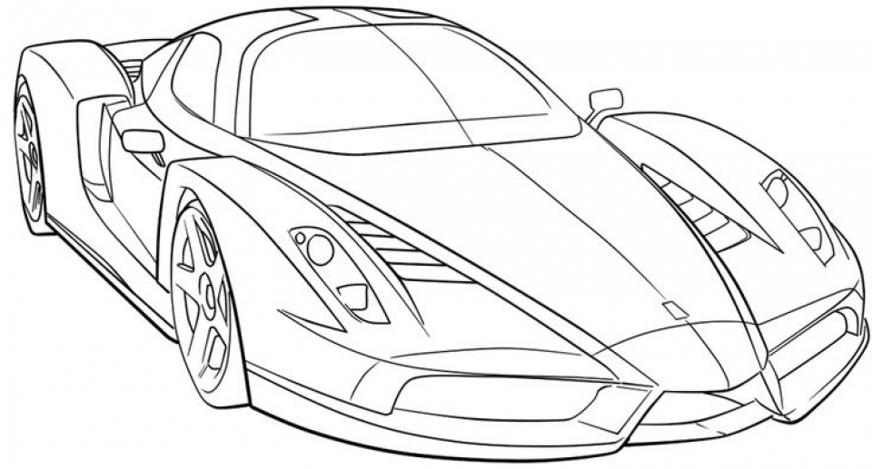 - Get This Printable Car Coloring Page Online 34394 !