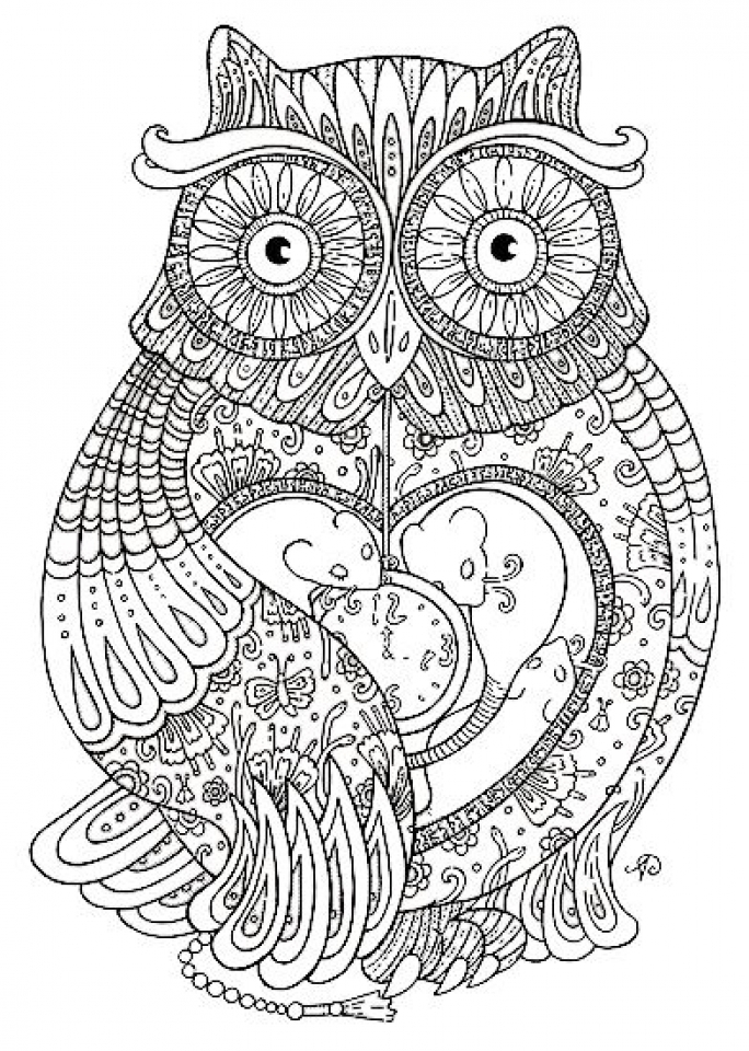 - 20+ Free Printable Grown Up Coloring Pages - EverFreeColoring.com