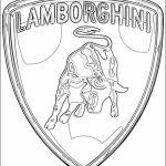20 Free Printable Lambhini Coloring Pages