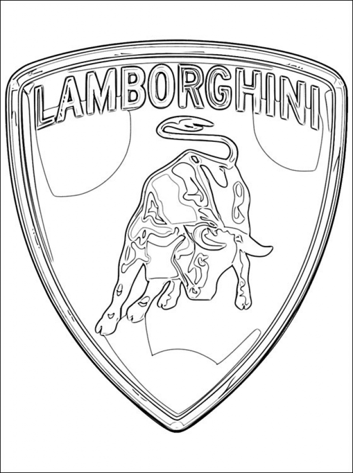 Get this printable lamborghini coloring pages online 59307 for Lamborghini coloring pages to print
