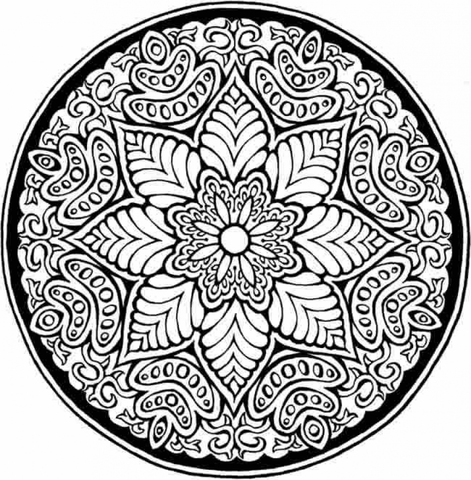 get this printable mandala coloring pages for adults online 05278