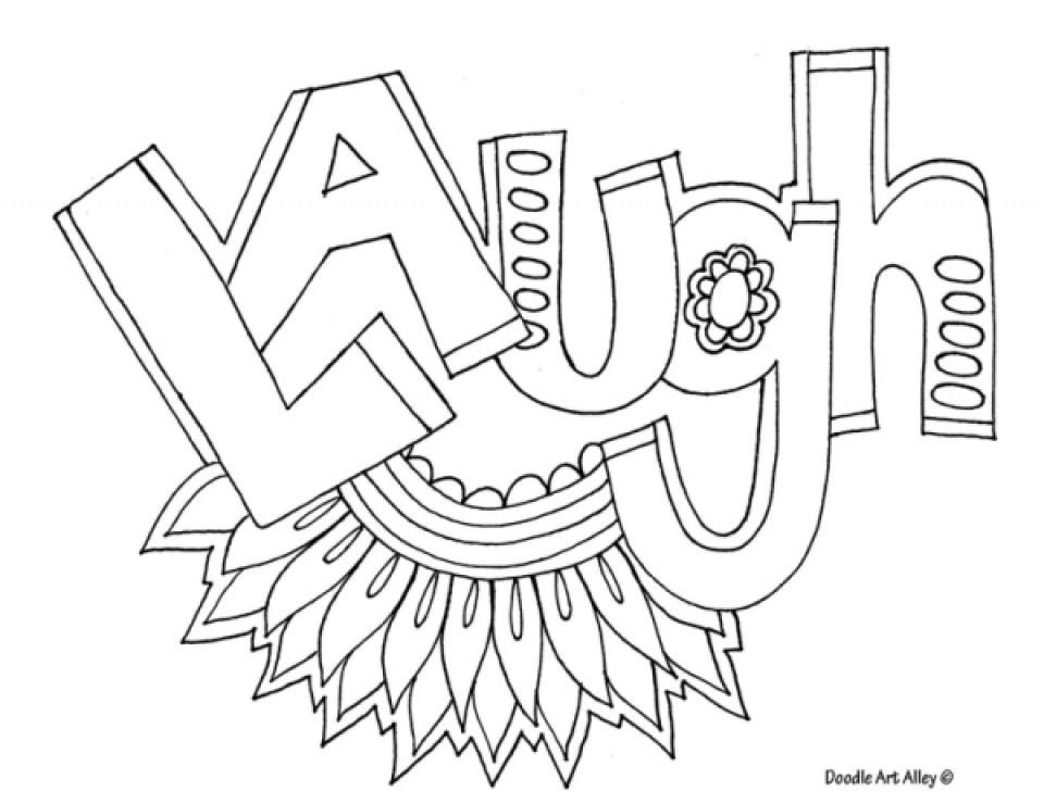Printable coloring pages for teen ~ Get This Printable Teen Coloring Pages Online 64038