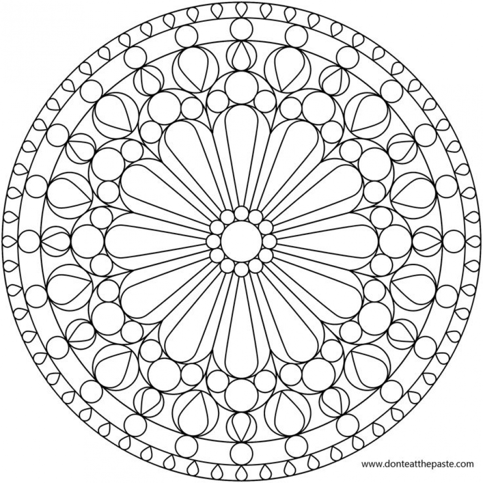 get this stained glass coloring pages free printable 11070