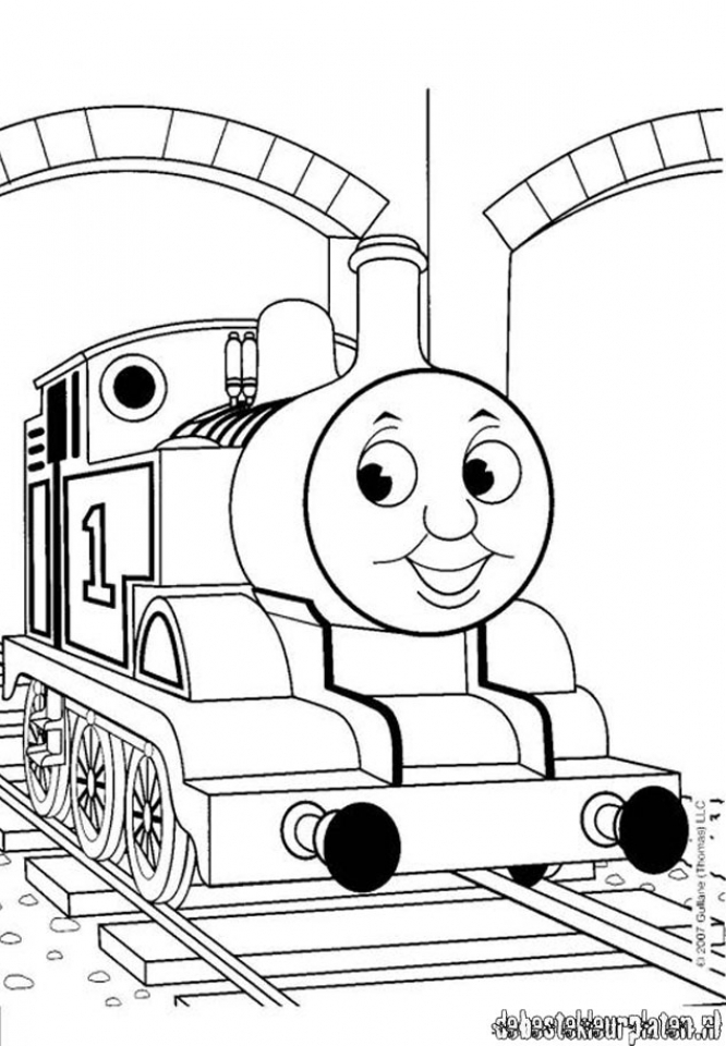 thomas and friends coloring pages to print online k0x5s - Thomas And Friends Coloring Pages