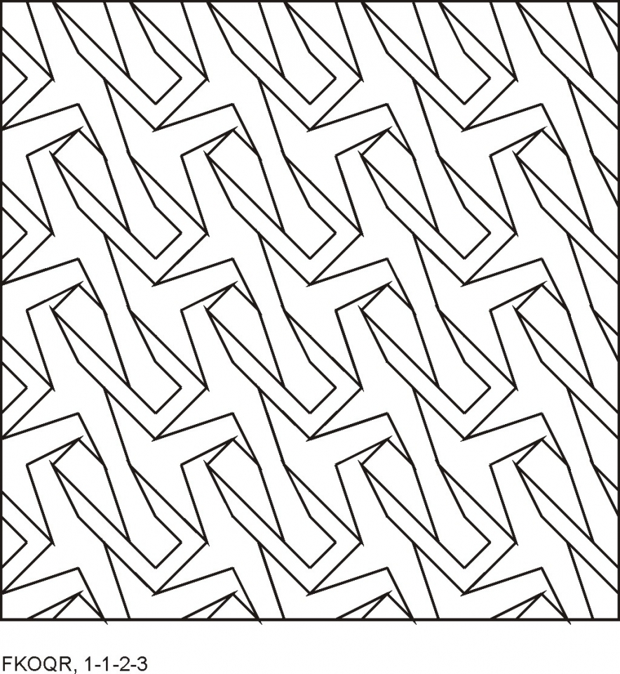 get this printable tessellation coloring pages 36290