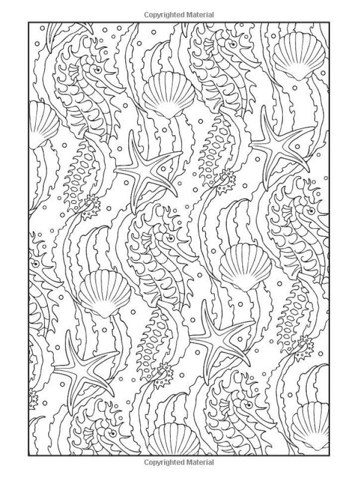 Get This Art Deco Patterns Coloring Pages Free Printable