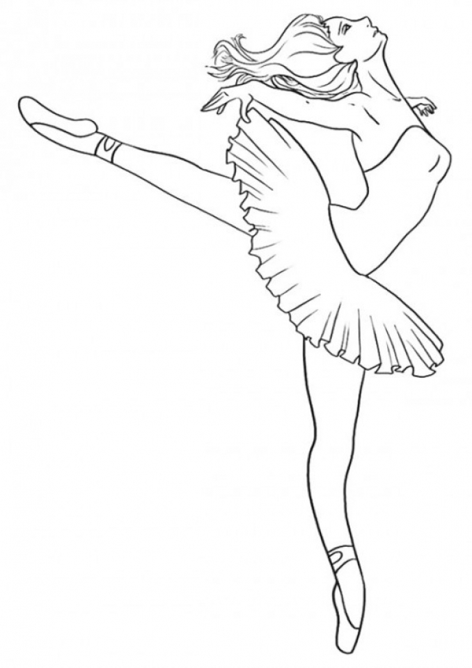 get this ballerina coloring pages for kids 34731
