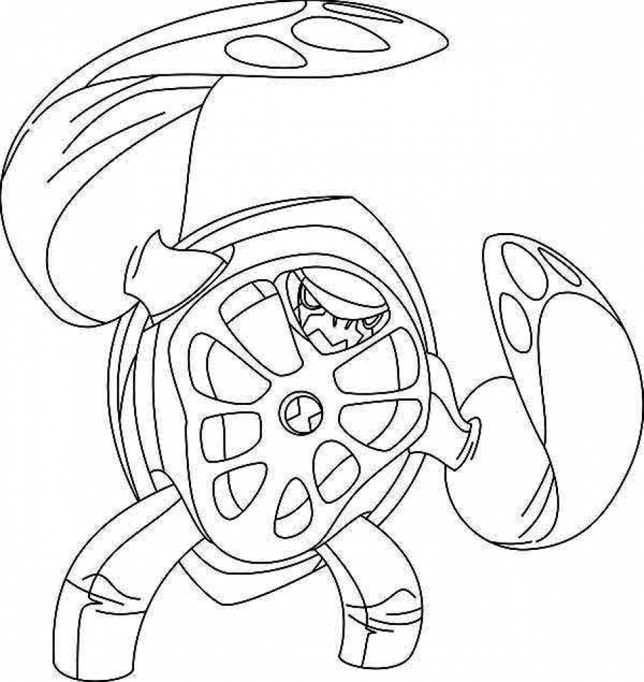 Get this ben 10 coloring pages free printable p3frm for Coloring pages of ben 10 aliens
