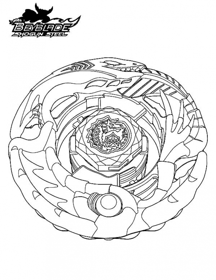Get This Beyblade Coloring Pages Free Printable 56449 Beyblade Coloring Pages