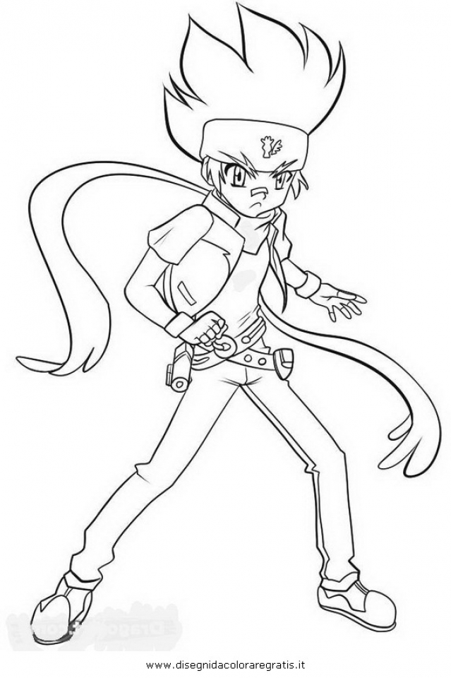beyblade coloring pages free printable 68103 - Beyblade Coloring Pages