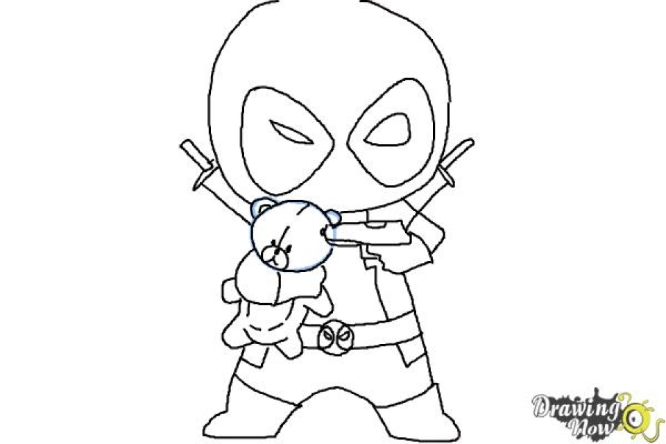 Get This Printable Deadpool Coloring Pages Online 781016: Get This Deadpool Coloring Pages Free Printable 595981