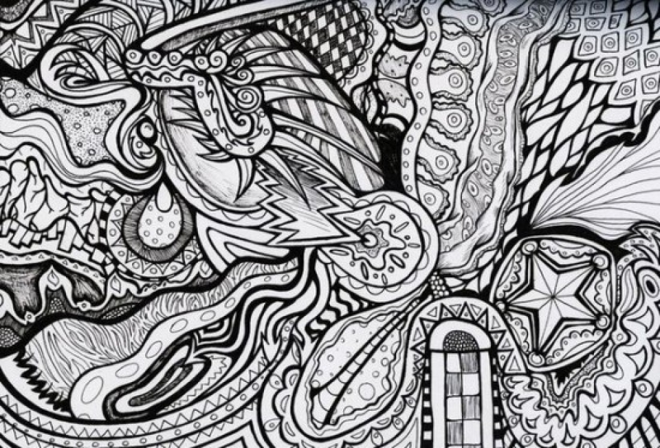 Get this difficult trippy coloring pages for grown ups x7d5n for Trippy coloring pages
