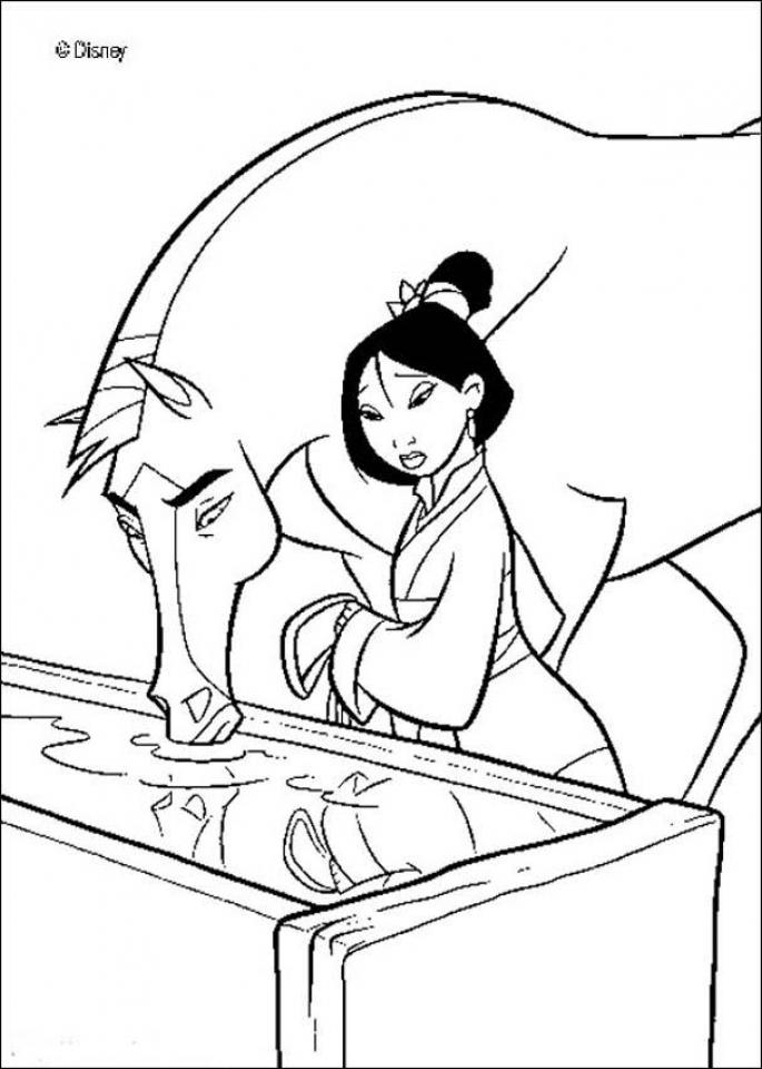 Get This Disney Princess Mulan Coloring Pages ra4t3 !