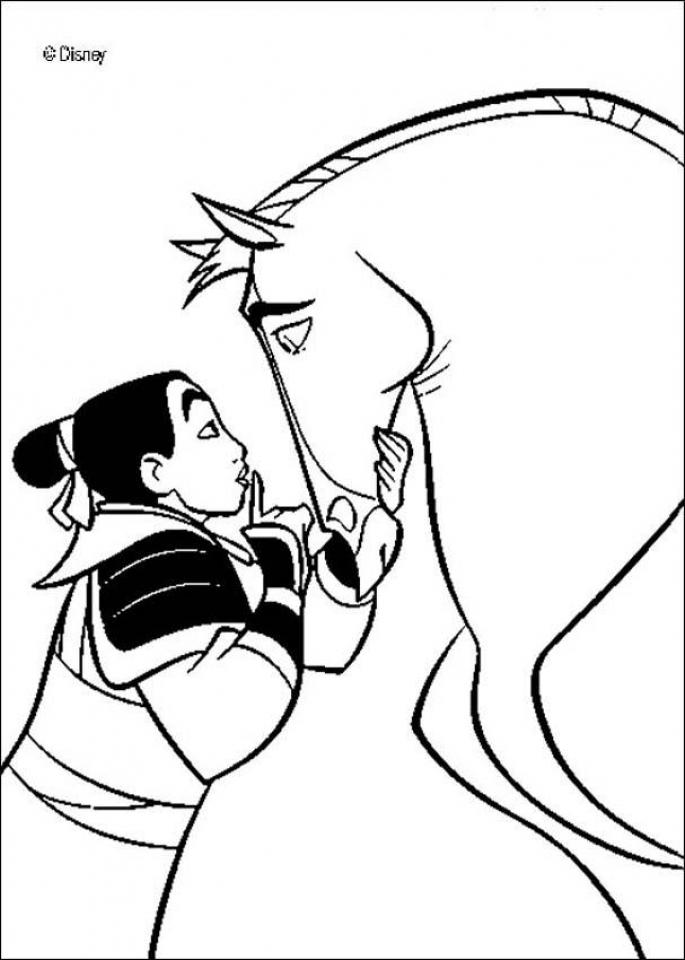 Get this disney princess mulan coloring pages yt694 for Princess mulan coloring pages