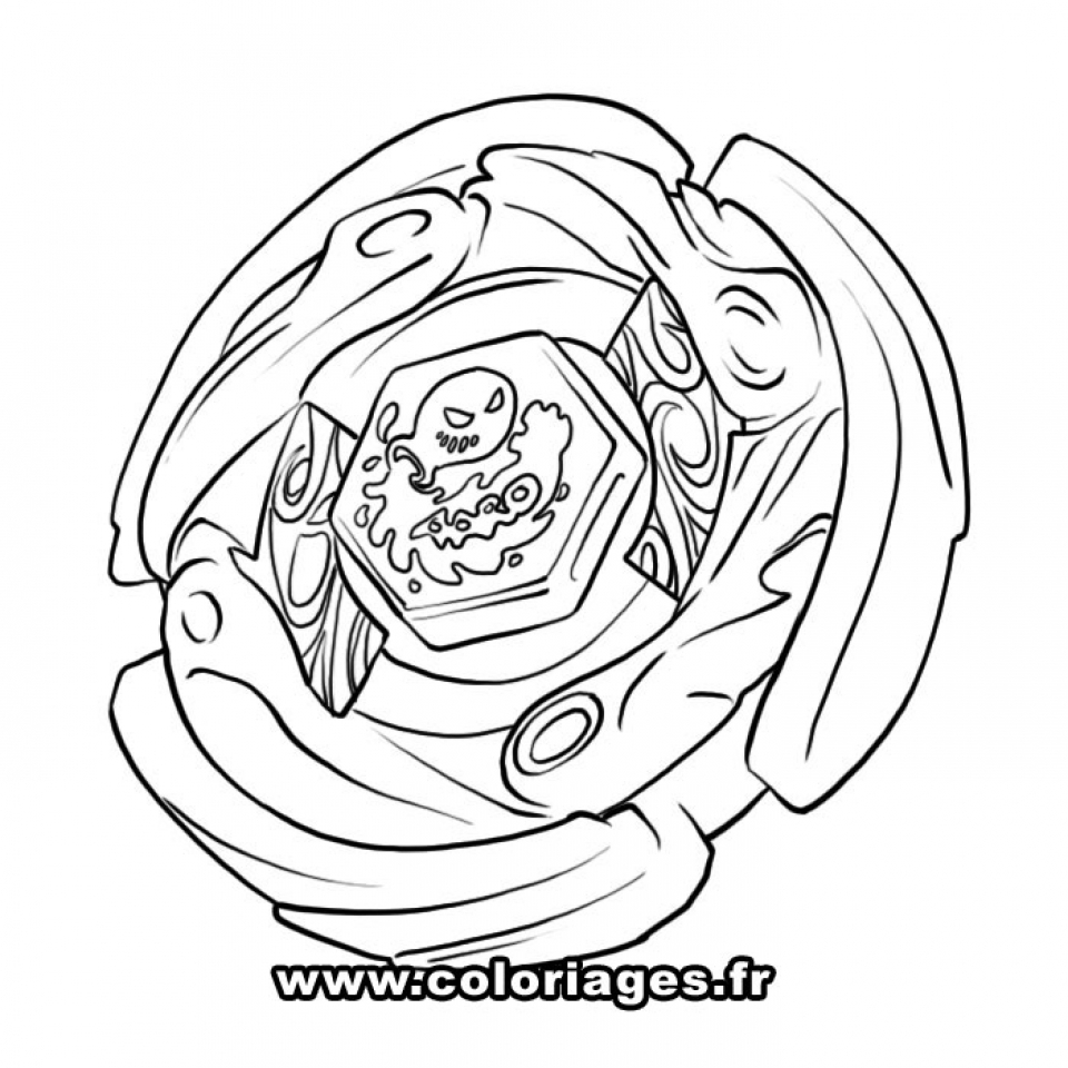 Get This Free Beyblade Coloring Pages 39747 !