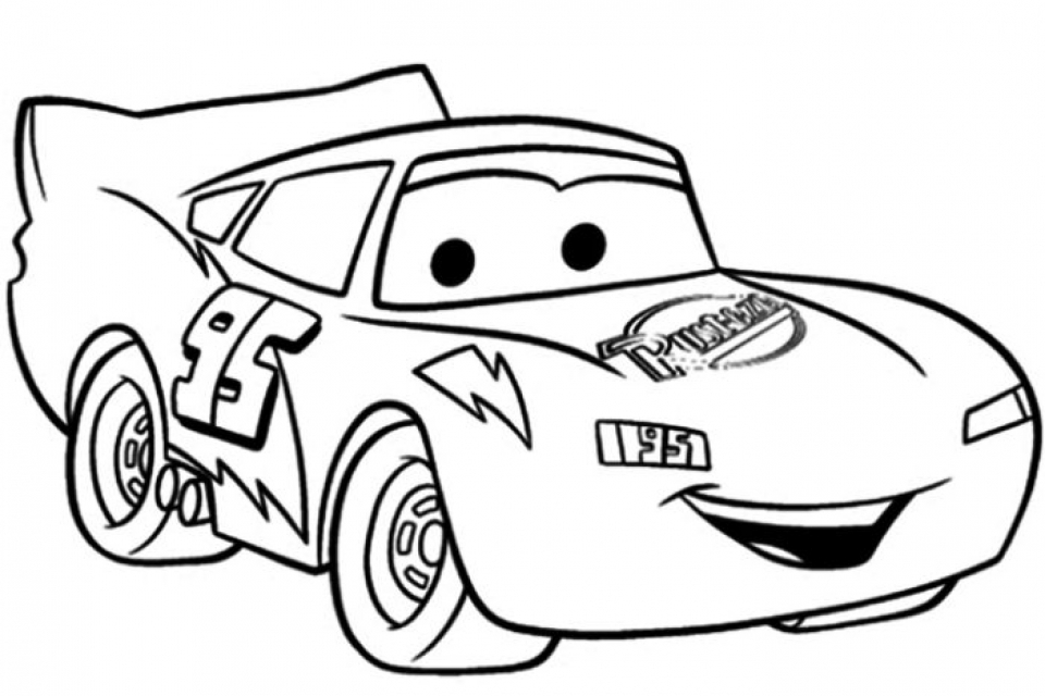 Get This Free Lightning McQueen Coloring Pages to Print 754990 !