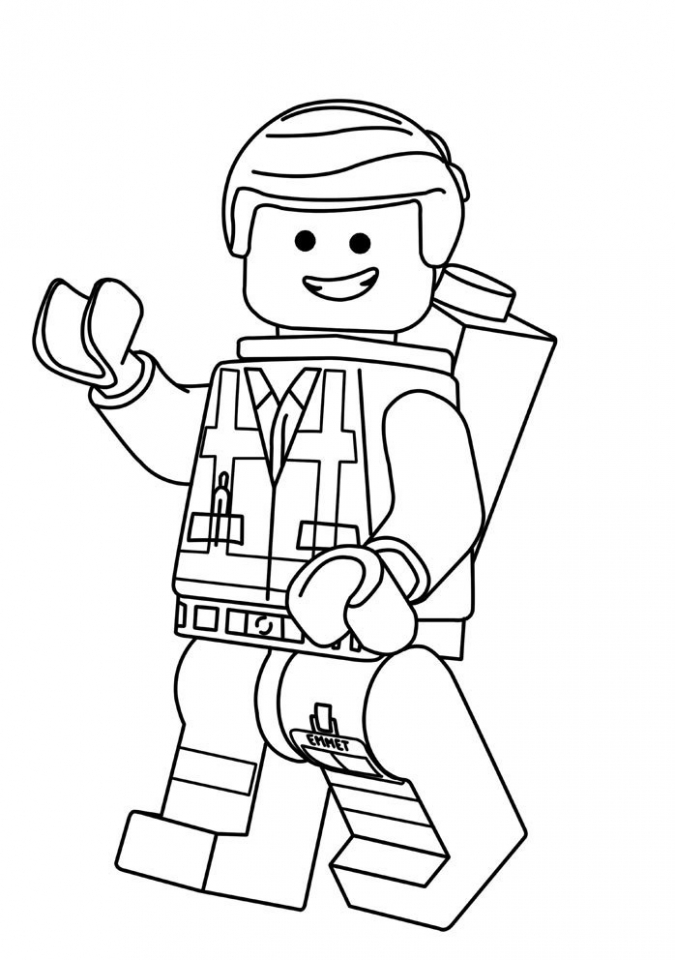 lego movie coloring pages get this free the lego movie coloring pages 623680