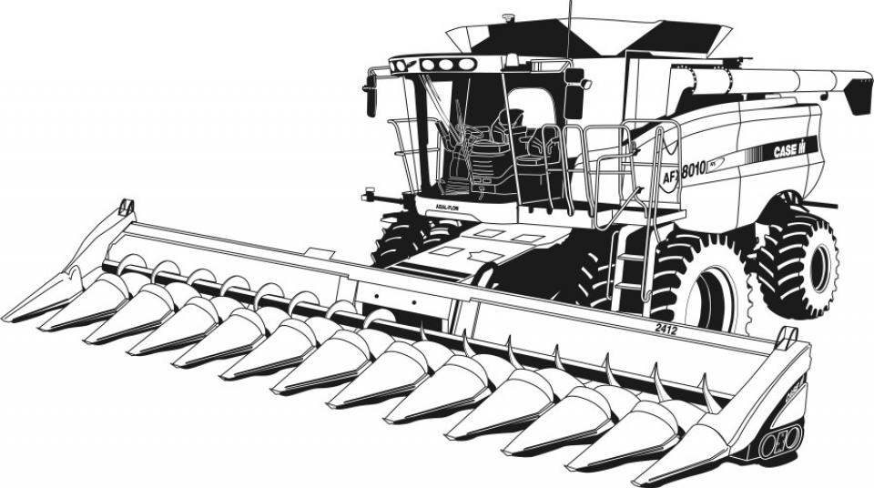 free tractor coloring pages to print 33958 - Tractor Coloring Pages Free