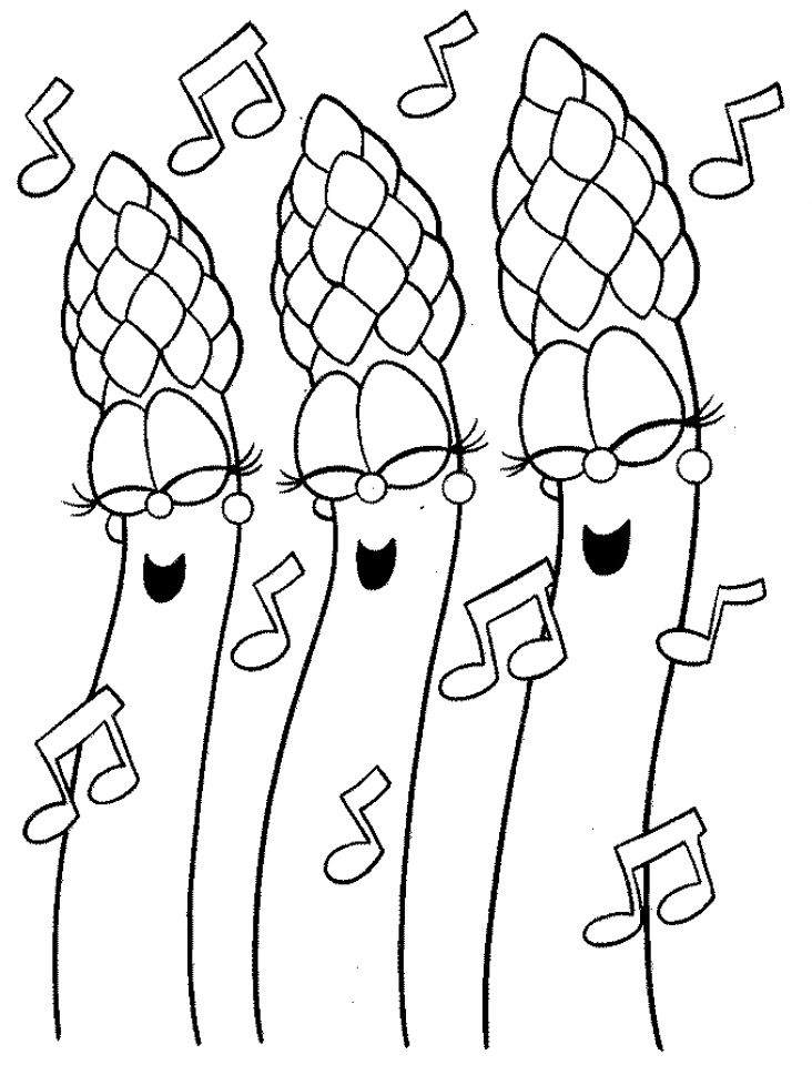 free veggie tales coloring pages to print t29m4 - Chester Raccoon Coloring Page