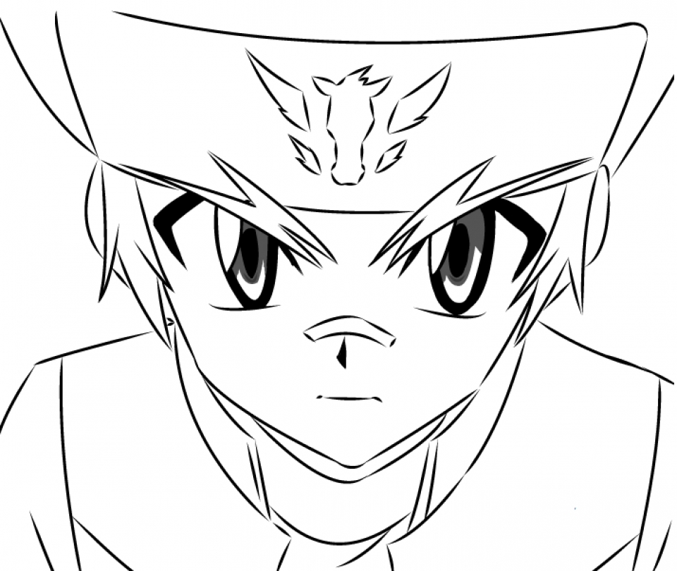 online beyblade coloring pages 10437 - Beyblade Printable Coloring Pages