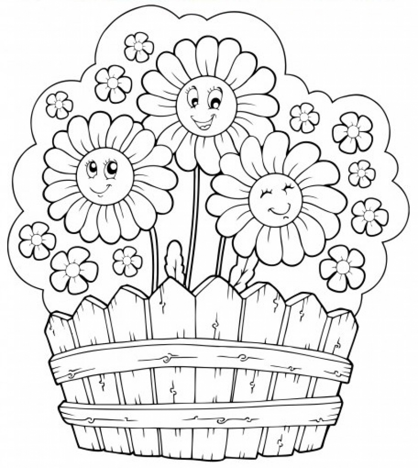 get this free camping coloring pages to print 39122