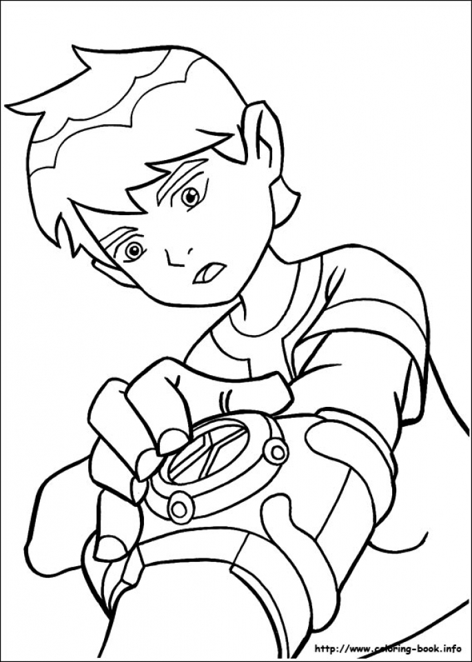 Worksheet. Get This Printable Ben 10 Coloring Pages Online vu6h14