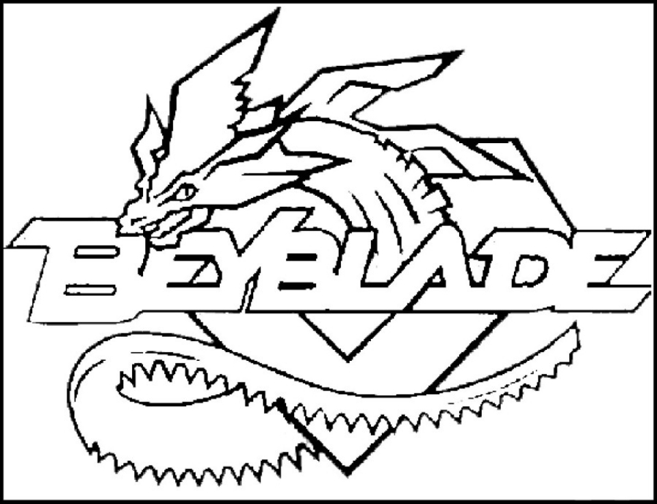 Get This Printable Beyblade Coloring Pages Online 89391 !