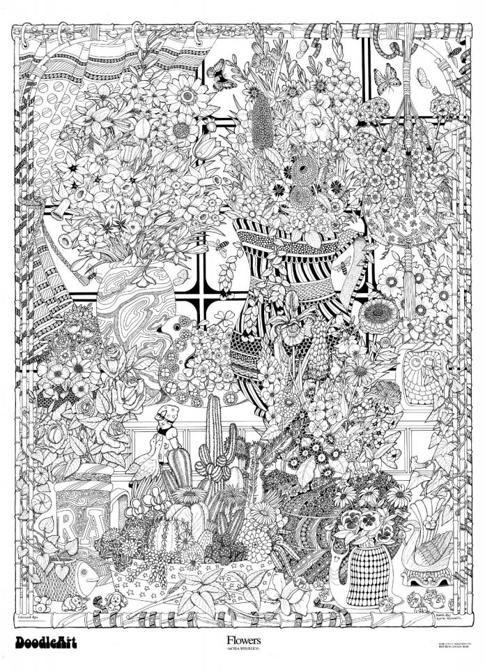 Pasen Mandala Kleurplaat Get This Printable Doodle Art Coloring Pages For Grown Ups