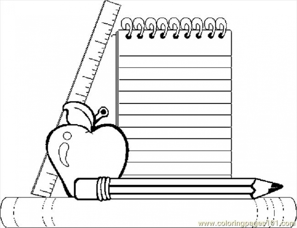 Get This Printable School Coloring Pages Online Mnbb20
