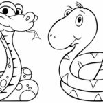 rat snake coloring pages | 20+ Free Printable Snake Coloring Pages - EverFreeColoring.com