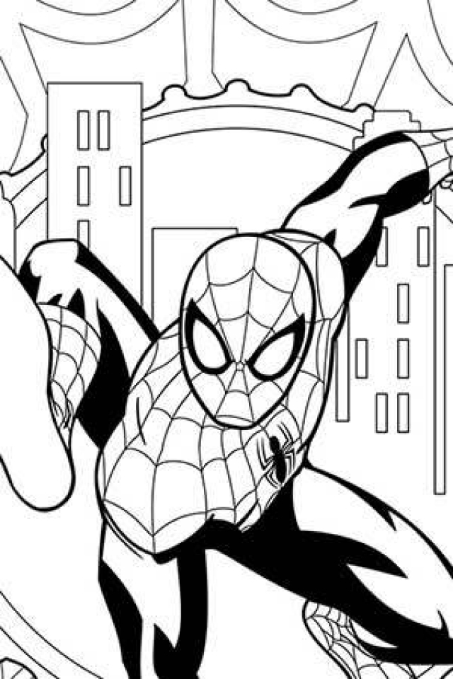 Iron Man Super Hero Squad Coloring Pages