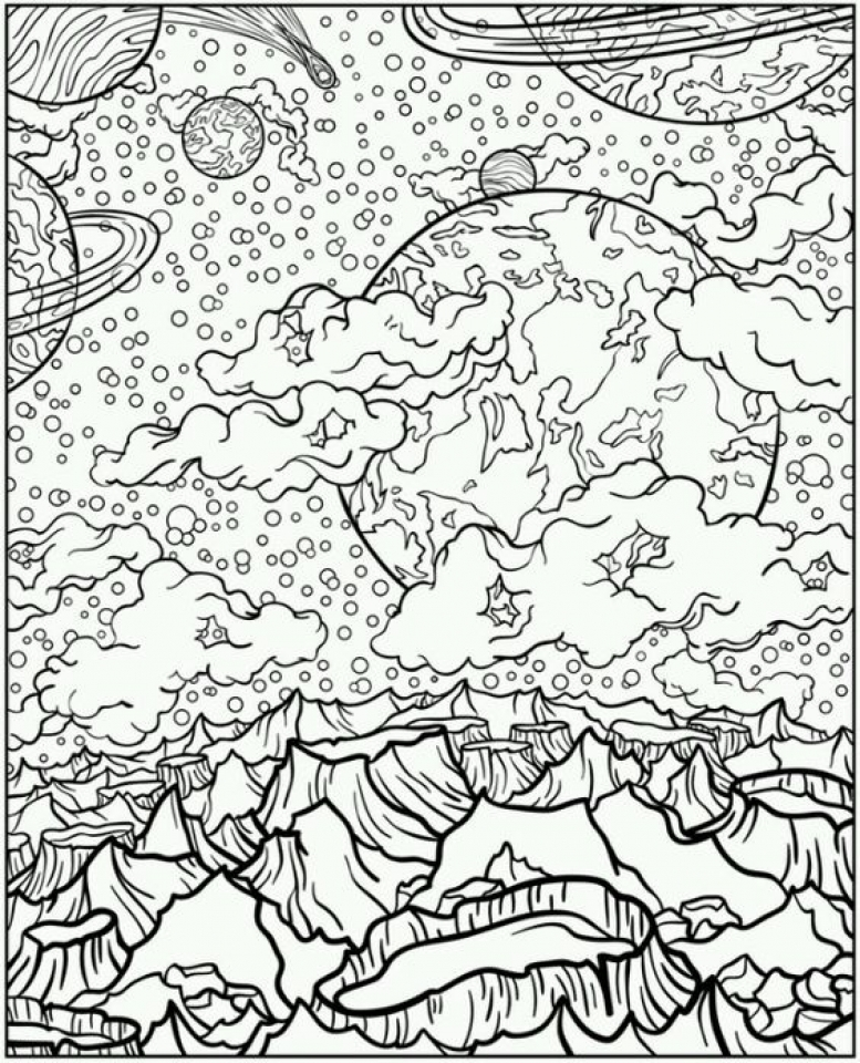 hard stars coloring pages - photo#29