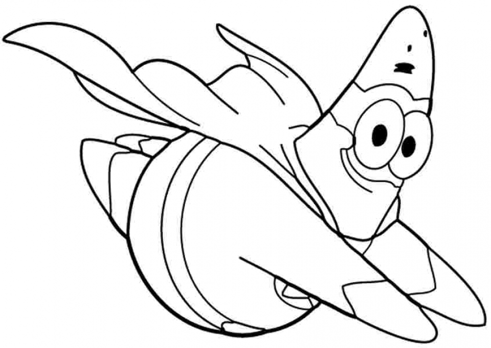 Get This Spongebob Squarepants Coloring Pages Free Printable ...