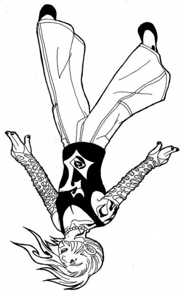 free jeff hardy coloring sheets dgaw7