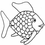 20+ Free Printable Rainbow Fish Coloring Pages ...