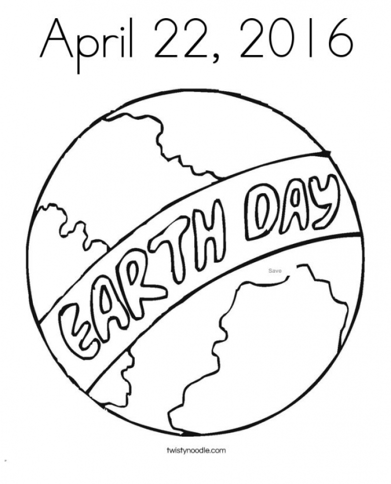 Get This Earth Day Free Printable Coloring Pages 39175