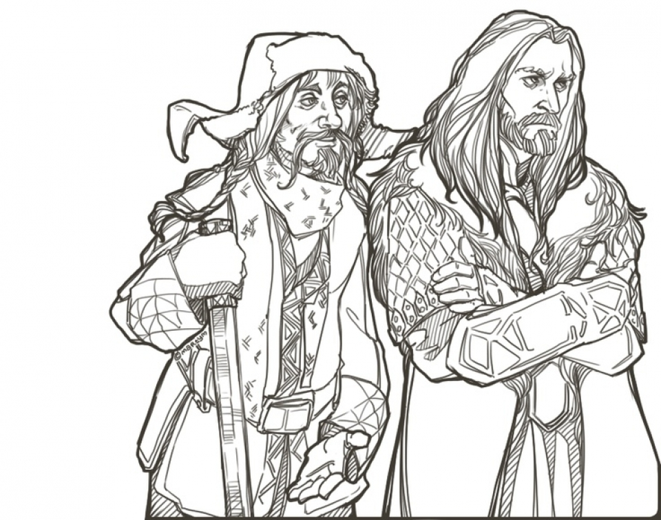 It's just a graphic of Légend Hobbit Coloring Pages