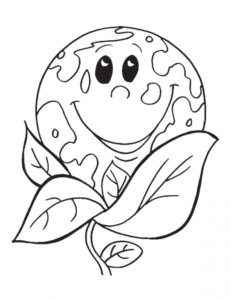 Get This Kids Printable Earth Day Coloring Pages Free 57104