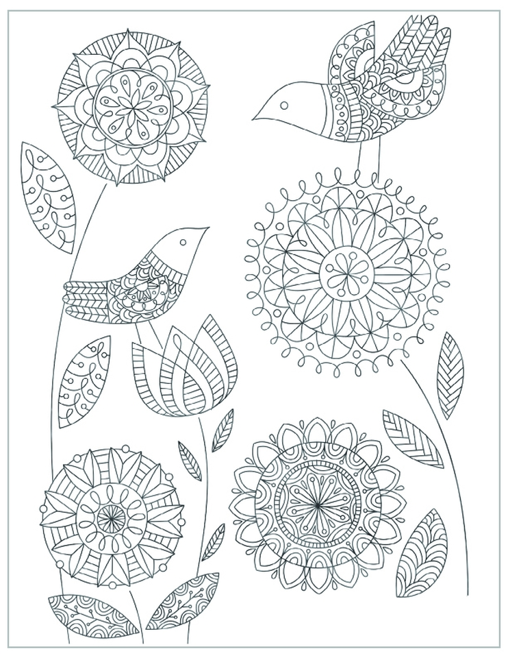 Get This Rabbit Coloring Pages