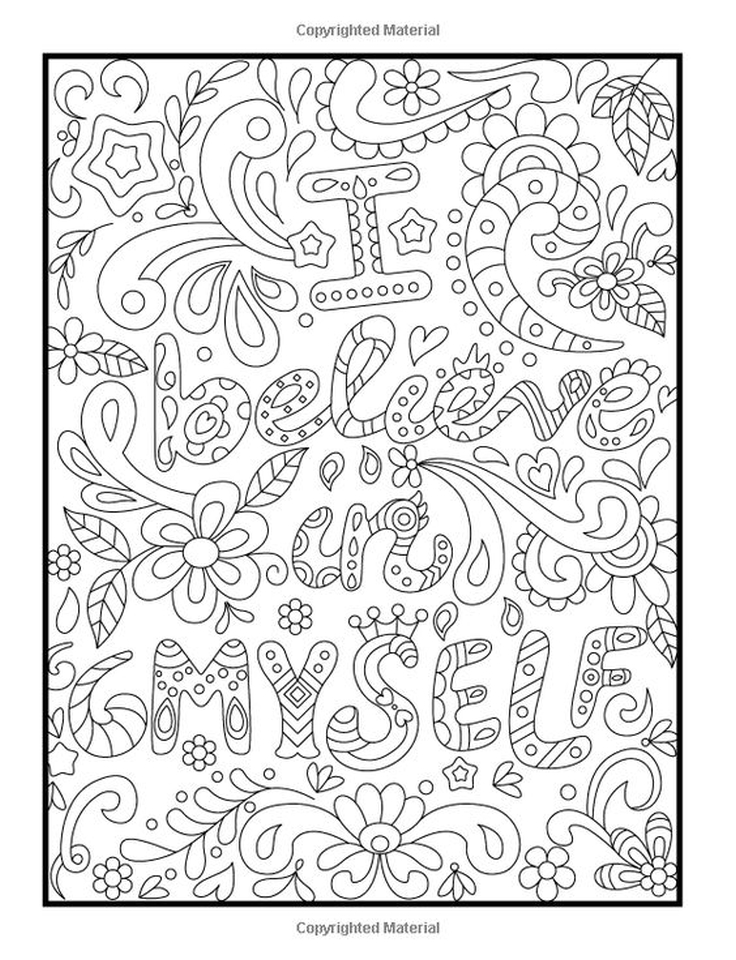 Summer Coloring Pages to Print Out for Adults 31102