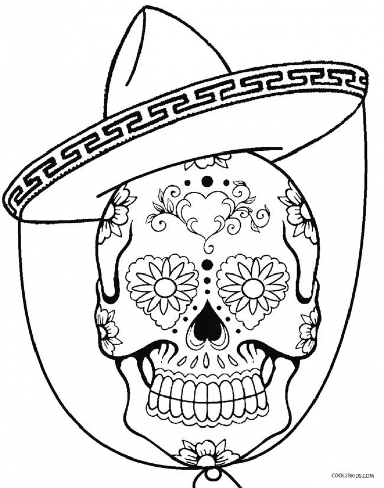 Get This Cinco de Mayo Coloring Pages Free for Kids 00017 !